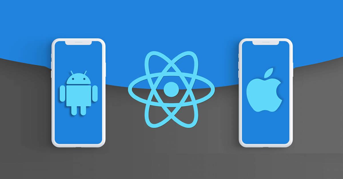 react native kursu mobil uygulama