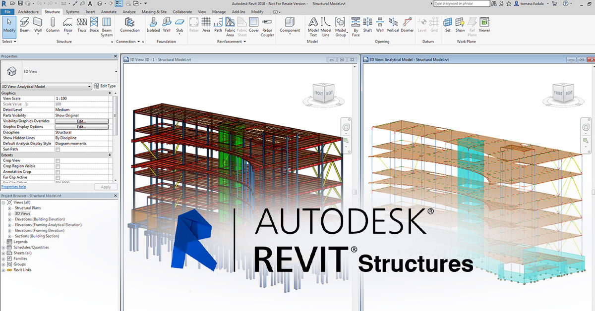 revit structures kursu