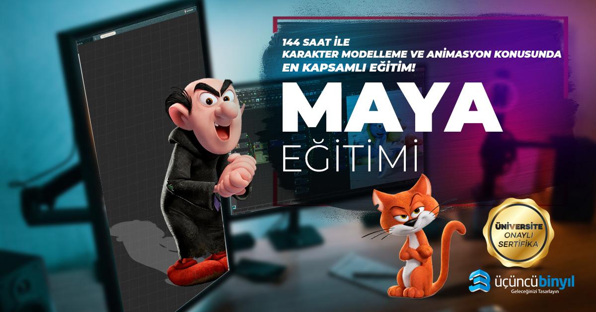 autodesk_maya_3d_karakter_modelleme_ve_animasyon_kursu_egitimi